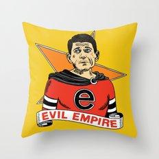 Ryan's Evil Empire Throw Pillow