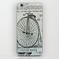 Old Times iPhone & iPod Skin