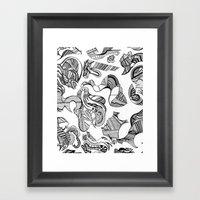 MexicandatewithMargarita… Framed Art Print