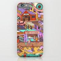 Fried n' Cheesy iPhone 6 Slim Case