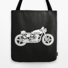 Honda CB750 - Café racer series #1 Tote Bag
