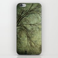 Mysterious Trees iPhone & iPod Skin