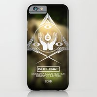 iPhone & iPod Case featuring Inkclear ID Square by Inkclear / Luis Redondo