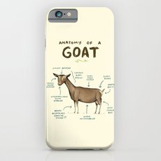 Anatomy of a Goat iPhone 6 Slim Case