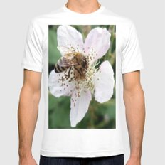 Ingestion Mens Fitted Tee White SMALL