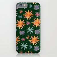 iPhone & iPod Case featuring Asterisk  by Mei Lee
