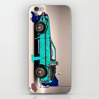Back To The Future - Zom… iPhone & iPod Skin