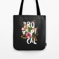 Tropical II Tote Bag
