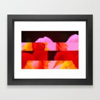 crash_ 02 Framed Art Print