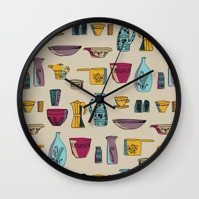 Kitchen Clocks | Society6