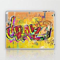 Grazy - Graffiti Laptop & iPad Skin
