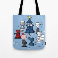 A Charlie Who Christmas Tote Bag