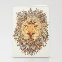 The Blue-Blooded And The… Stationery Cards