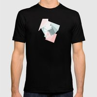 Geometry 1 Mens Fitted Tee Black SMALL