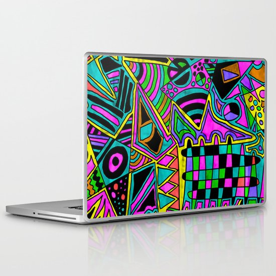 Cowabunga! Laptop & iPad Skin