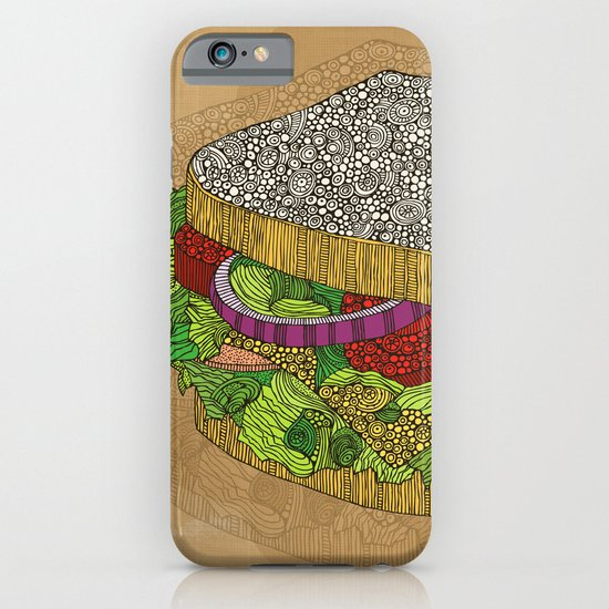 Sanduchito iPhone & iPod Case