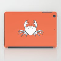 Crab iPad Case