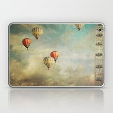 Painting Thoughts Laptop & iPad Skin