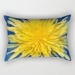 Rectangular Pillow - Dandelion Blues - Creative Vibe