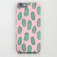 Pattern Project #42 / Ferns iPhone 6 Slim Case