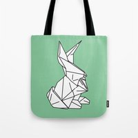 Bunny Or 兔子 (Tùzǐ)… Tote Bag