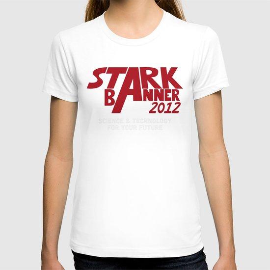 Stark Banner 2012 T-shirt