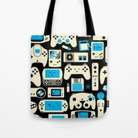 AXOR Heroes - Love For Games Duotone Tote Bag