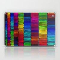 Prismatic Rainbow (Reverse) Laptop & iPad Skin
