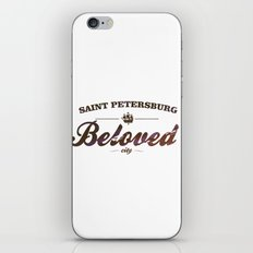 Beloved city iPhone & iPod Skin