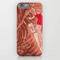 iPhone & iPod Case featuring Slice of Life by AMarloweCanPrint
