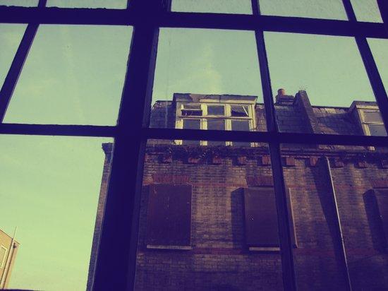 London window Art Print