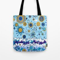 Sun & Sea Tote Bag