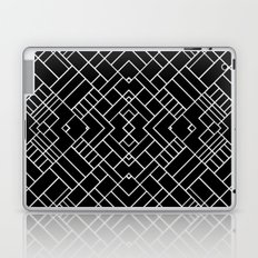 PS Grid 45 Black Laptop & iPad Skin