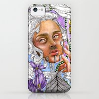 iPhone 5c Cases featuring Swim 001 by TheLazyWife