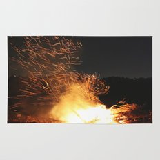 Fire Dance Rug
