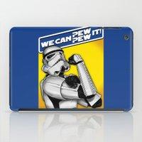 Stormtrooper: 'WE CAN PE… iPad Case