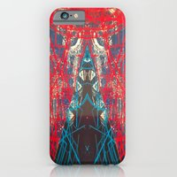 iPhone & iPod Case featuring FX#505 - Kryptonian Oblongated Lines by Joshua Rayfield [Spyder Acidburn]