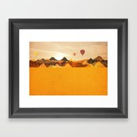 The Boonies Framed Art Print