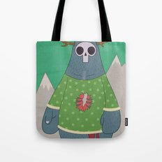 King of Weird Tote Bag