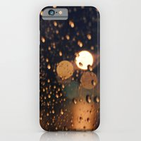 rain bokeh iPhone 6 Slim Case