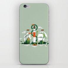 Sea of Adventure iPhone & iPod Skin