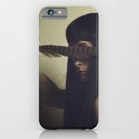 your worry is a mere feather iPhone 6 Slim Case