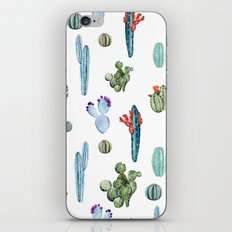 tropical forever iPhone & iPod Skin