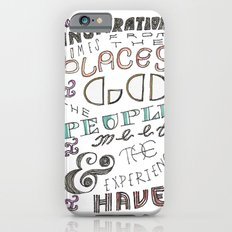 My Inspiration iPhone 6 Slim Case