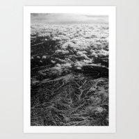 Blanketed Art Print