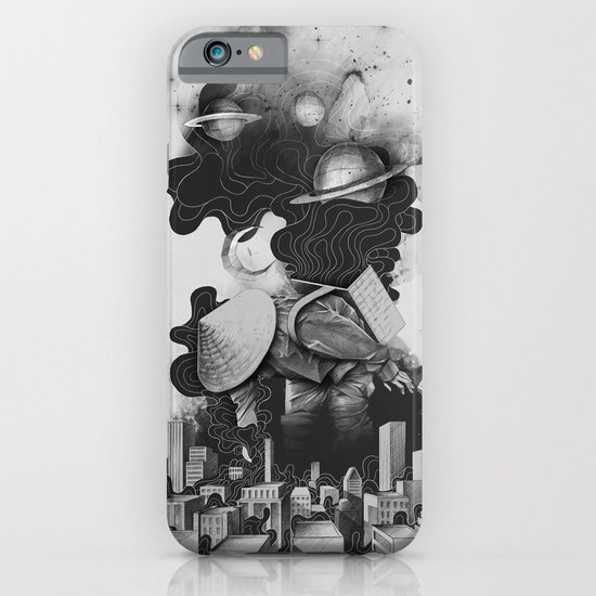 The Night Gatherer iPhone & iPod Case