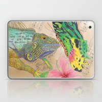 Beauty and the Butterfly Laptop & iPad Skin