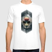 Undine Mens Fitted Tee White SMALL