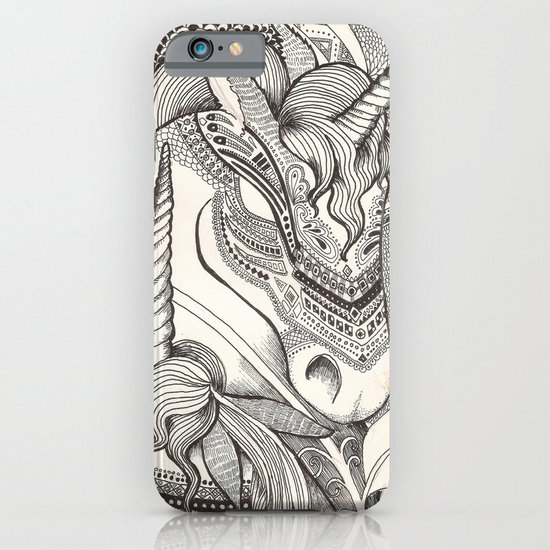 Inner princess iPhone & iPod Case