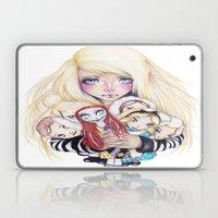 Doll Baby Laptop & iPad Skin